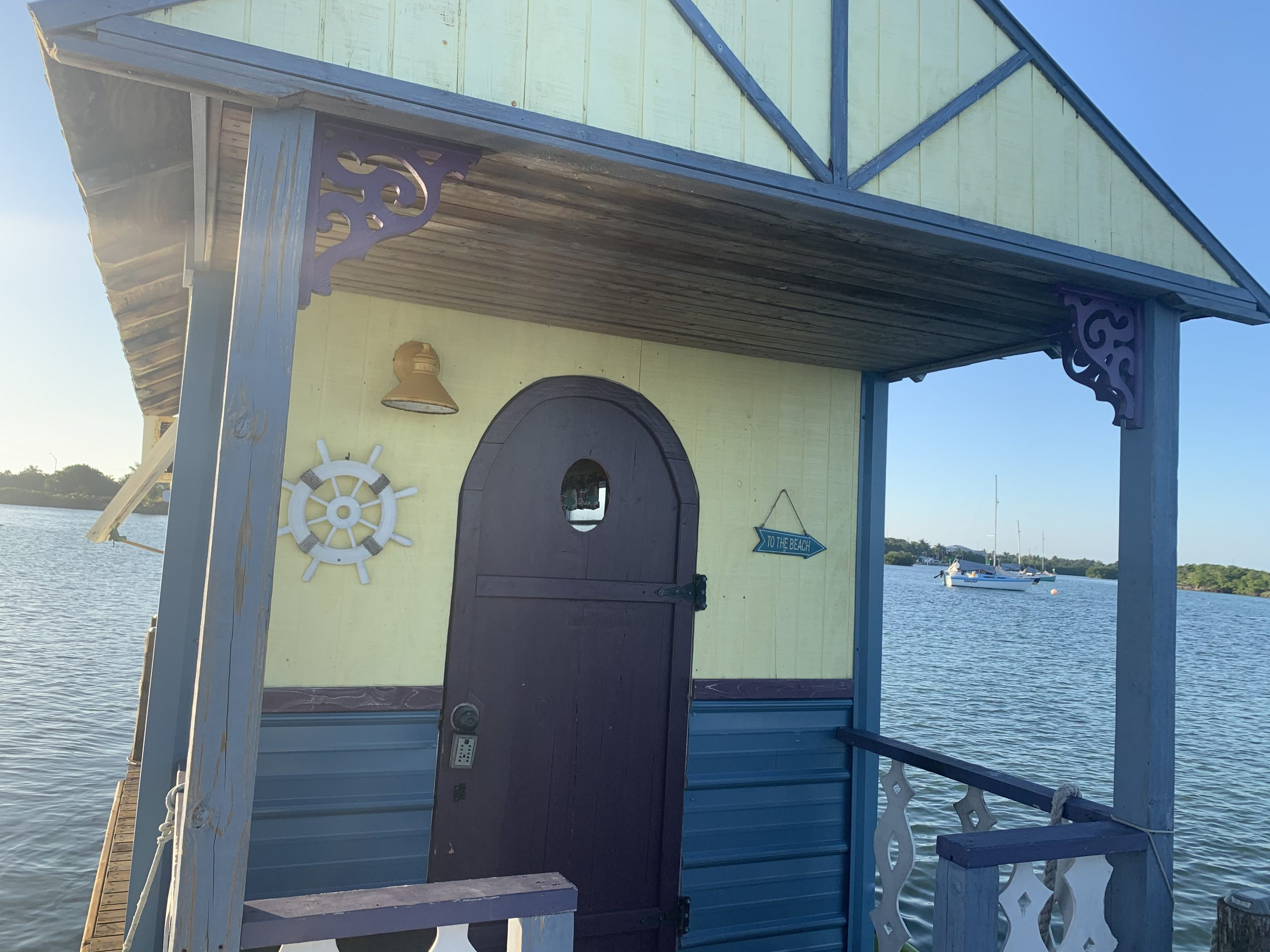 Floating House in Key West picture